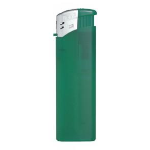 Werbeartikel Feuerzeug grün individuell bedruckbar