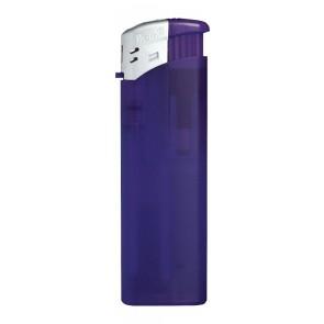 Werbeartikel Feuerzeug purple violett lila individuell bedruckbar