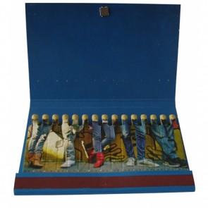 Werbeartikel Zündholzbriefchen Kartonbriefchen Streichholzbriefchen individuell bedruckbar