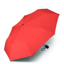Werbeartikel Regenschirm Taschenschirm individuell bedruckbar orange
