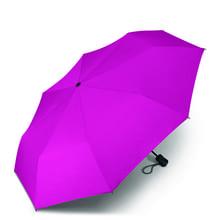 Werbeartikel Regenschirm Taschenschirm individuell bedruckbar pink