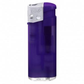 Werbeartikel Feuerzeug lila violett individuell bedruckbar