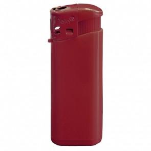 Werbeartikel Feuerzeug rot individuell bedruckbar