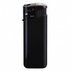 Werbeartikel Feuerzeug schwarz individuell bedruckbar