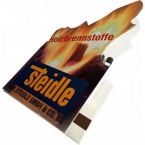 Werbeartikel Zündholzbriefchen Streichholzbriefchen individuell bedruckbar