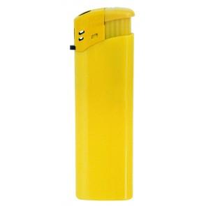 Werbeartikel Feuerzeug gelb individuell bedruckbar