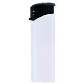 Werbeartikel Feuerzeug weiß individuell bedruckbar