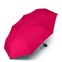 Werbeartikel Regenschirm rot Taschenschirm individuell bedruckbar