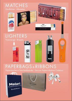 Katalog Zünder und Feuerzeuge